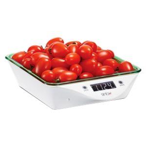 Кухонные весы Sinbo SKS 4520 красный
