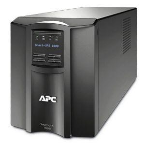 ИБП APC Smart-UPS SMT1000I чёрный