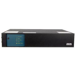 ИБП Powercom KING PRO KIN-1200AP-RM чёрный