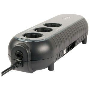 ИБП Powercom WOW-500 U чёрный