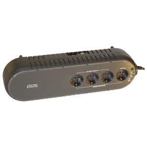ИБП Powercom WOW-850 U чёрный