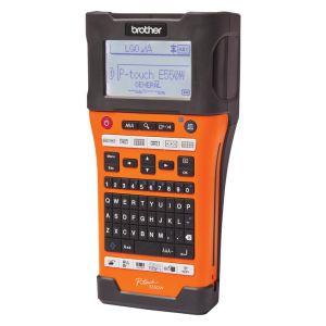 Струйный принтер Brother P-touch PT-E550WVP черный/оранжевый