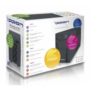 ��� Ippon Back Power Pro 600��