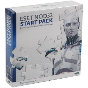Антивирусная программа ESET START PACK-1