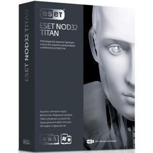 Антивирусная программа ESET TITAN version 2
