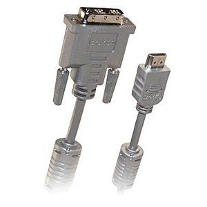Кабель Belsis BW1461 HDMI - DVI-D 3 м