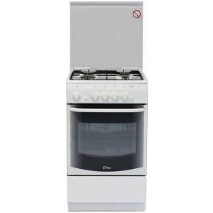 Газовая плита De Luxe 5040.44г белый