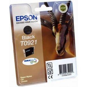 Картридж для струйного принтера Epson Stylus T0921 black