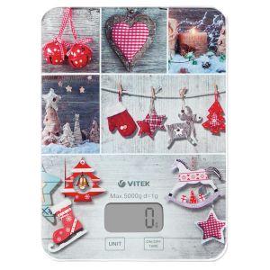 Весы кухонные Vitek VT-8019