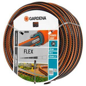 "Шланг садовый Gardena FLEX 9x9 3/4""х50м (18055-20.000.00)"