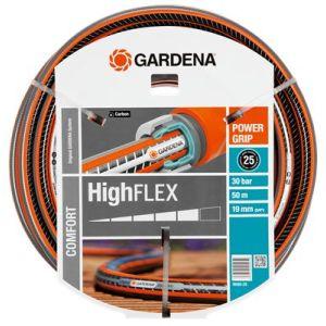 """Шланг садовый Gardena Highflex 3/4"""" 50м (18085-20.000.00)"""