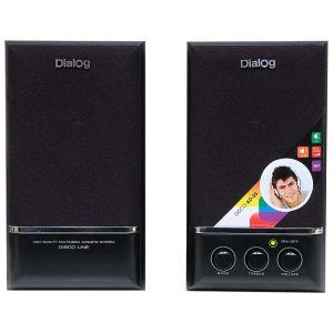 Компьютерные колонки Dialog AD-05 black