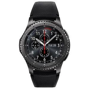 Умные часы Samsung Gear S3 Frontier серый