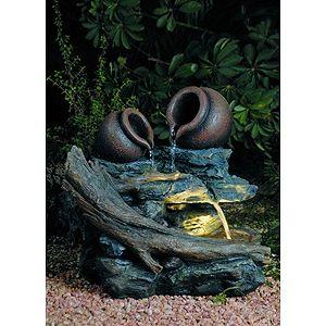 Фонтан садовый Green Apple GWXF02761