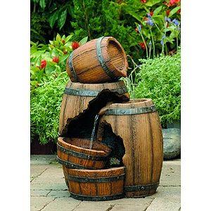 Фонтан садовый Green Apple GWXF02823