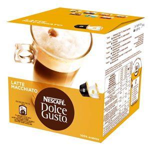 Кофе в капсулах Nescafe Dolce Gusto Латте Маккиато