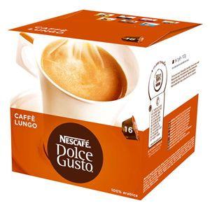 Кофе в капсулах Nescafe Dolce Gusto Лунго