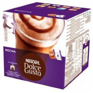 Кофе в капсулах Nescafe Dolce Gusto Мокка