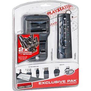 Аксессуар к приставке Sony PS3 Комплект аксессуаров Exclusive Pak