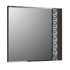 Зеркало АСМ-Модуль З1 Куба венге/экспо белый